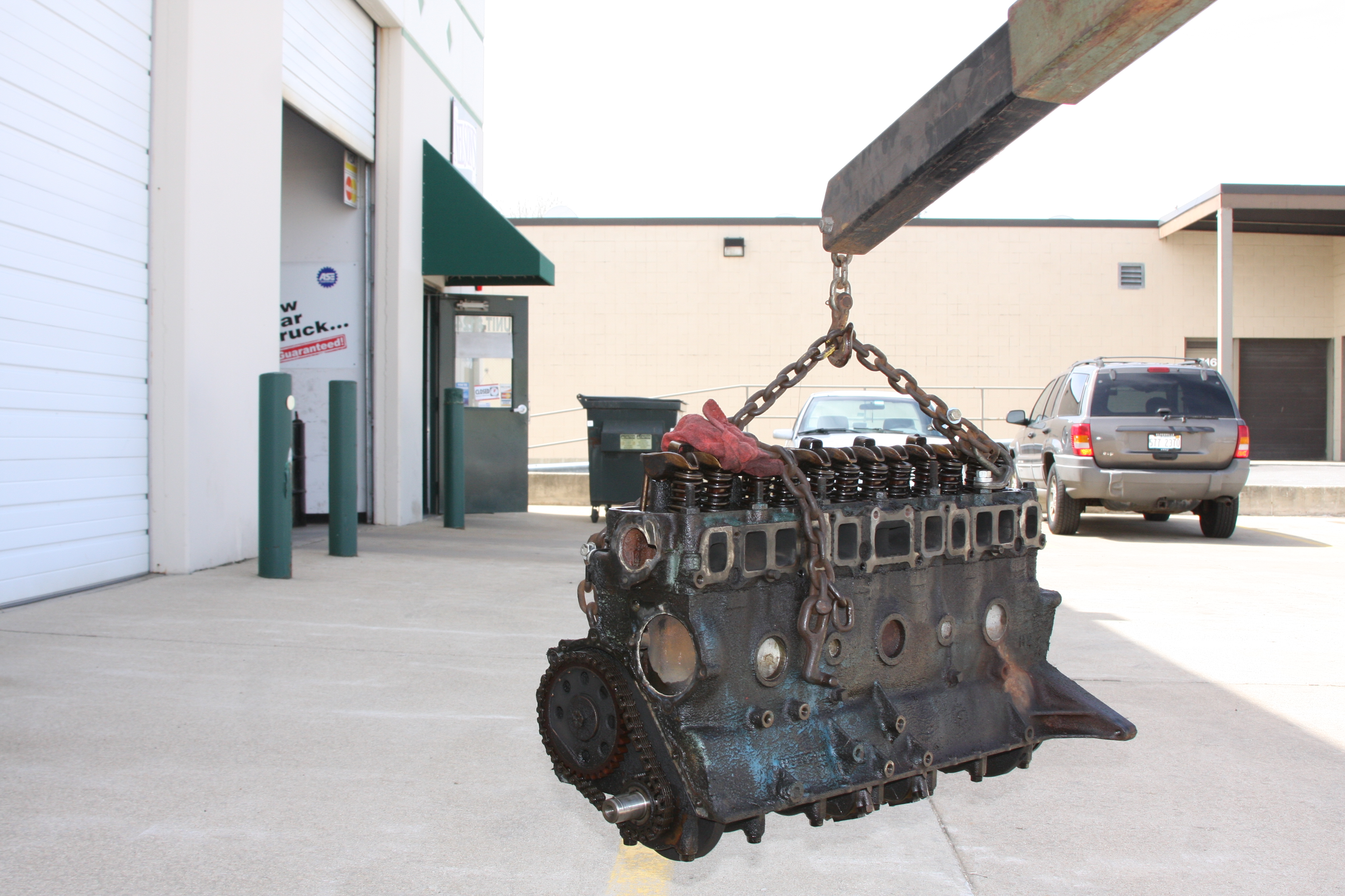 Transmisssion Engine Repair Naperville Car Transimission Services
